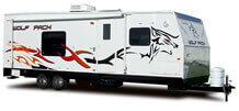 New RVs from A.C. nelsen RV World