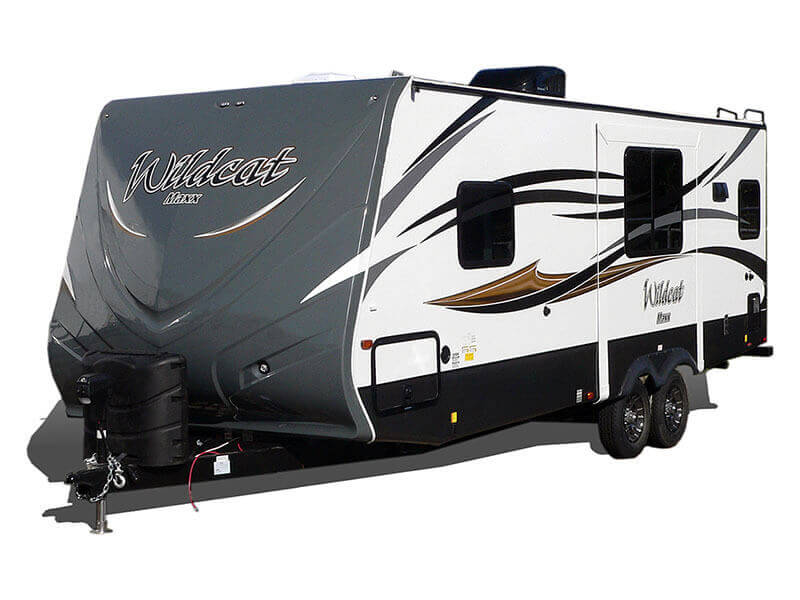 Forest River Wildcat Travel Trailers | Bill Plemmons RV World in Raleigh and Winston-Salem, NC