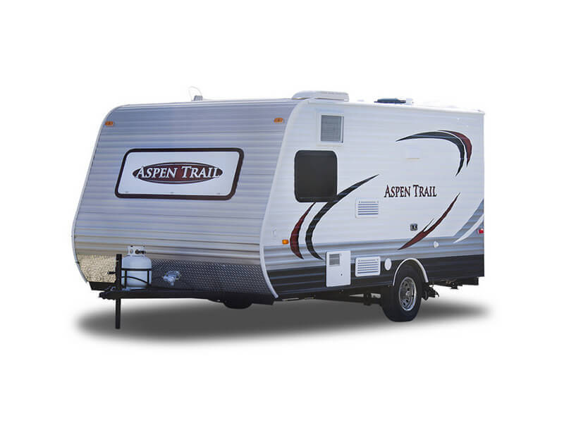 Dutchmen Aspen Trail Mini Travel Trailers | Bill Plemmons RV World in Raleigh and Winston-Salem, NC