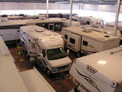 RVs at Bullyan RV