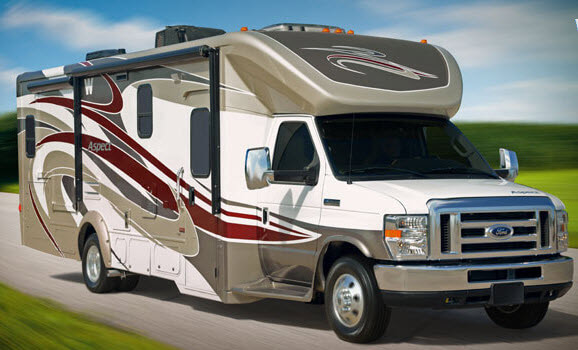 class c motorhomes for sale in oklahoma