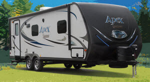 coachmen apex, apex travel trailers, coachmen apex travel trailers