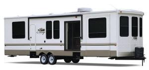 cedar creek destination trailer