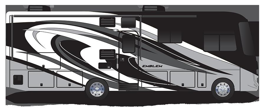 Entegra Coach Emblem Motor Home Class A