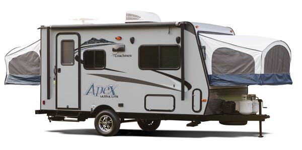 Coachmen RV Apex Ultra-Lite Expandable