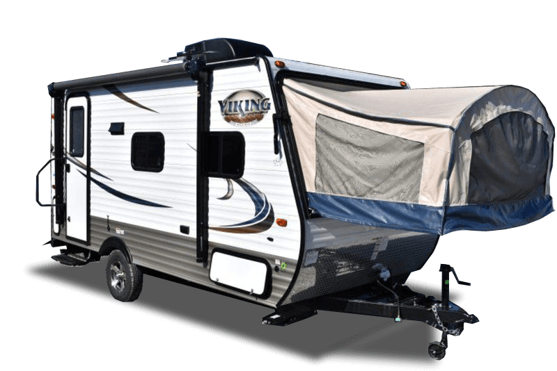 Coachmen Viking Ultra Light Expandable