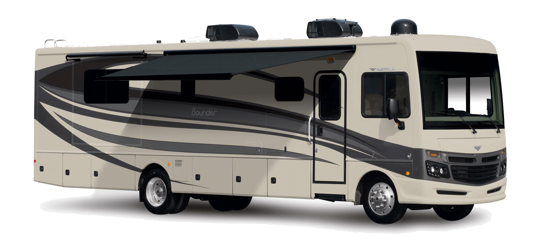 Fleetwood Rv Fleetwood Bounde...