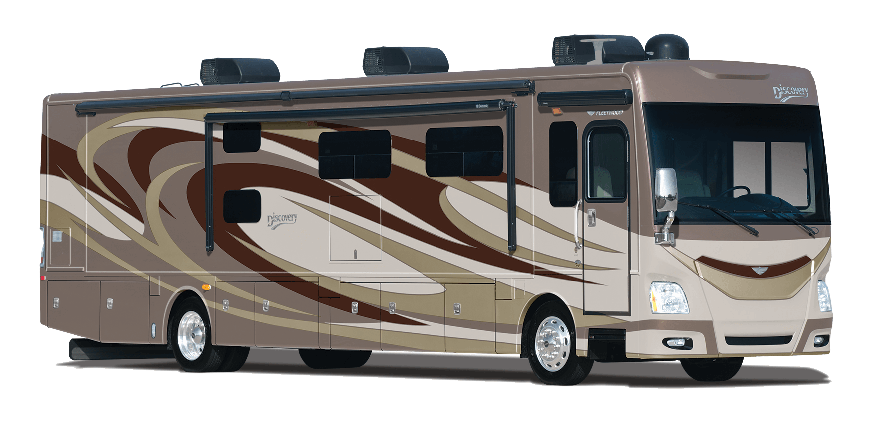 Fleetwood Discovery Class A Diesel Motorhomes General Rv