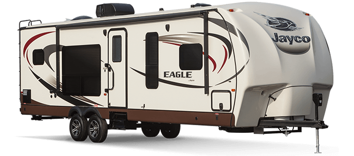 Beautiful 2017 JAYCO 320RLTS EAGLE TRAVEL TRAILER