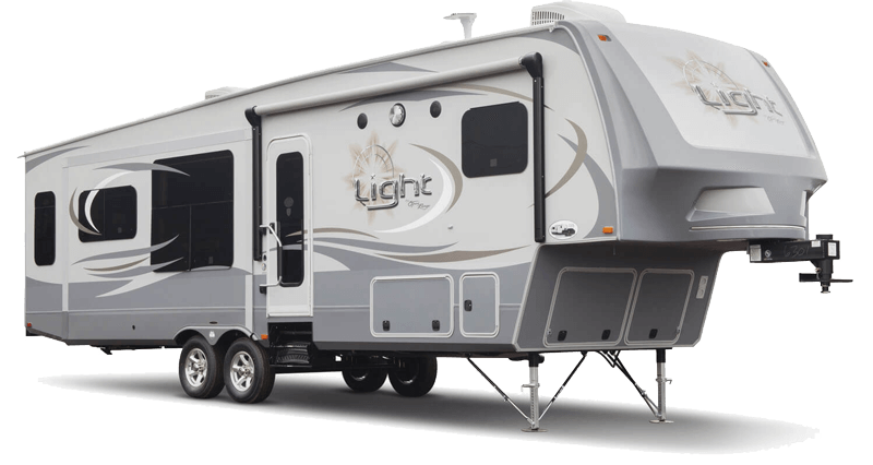 Open Range lite Fifth Wheel