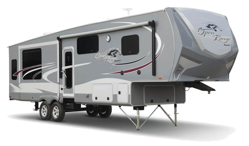 Open Range Roamer Fifth Wheel