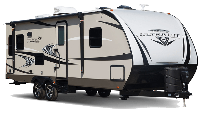 Open Range Ultra Lite Travel Trailer