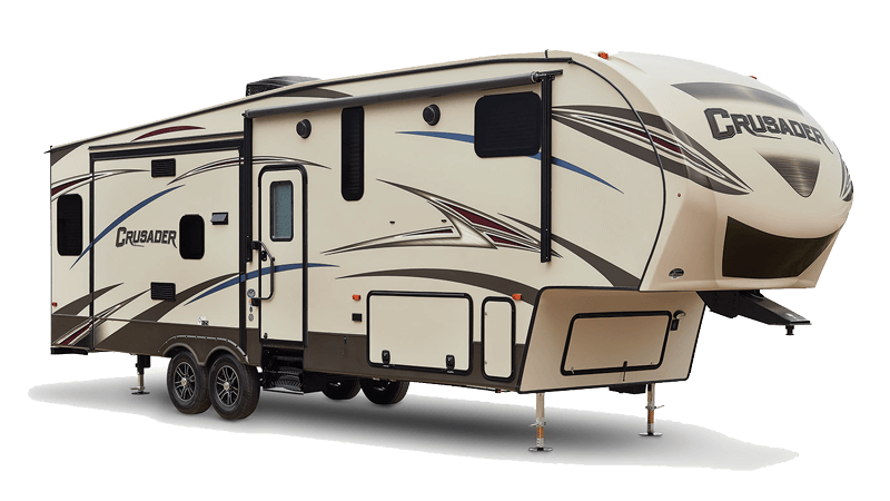 Primetime Crusader Fifth Wheel