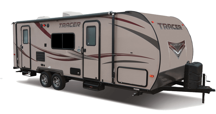 Primetime Tracer Air Travel Trailer
