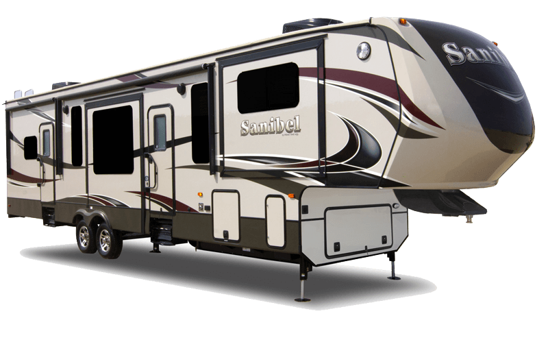 2 bedroom fifth wheel rv