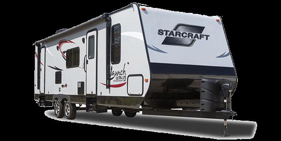 Starcraft Launch