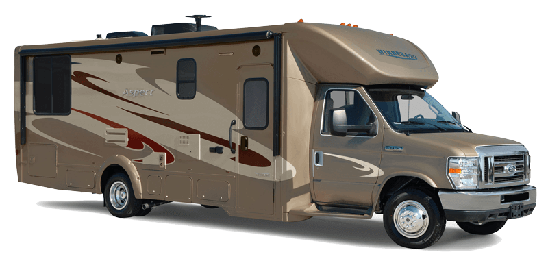 Winnebago aspect class c motorhomes general rv for Used motor homes class c