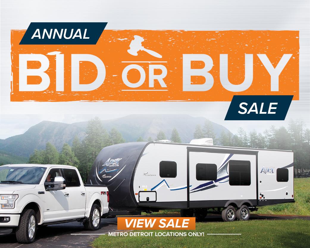 Bid or Buy Detroit