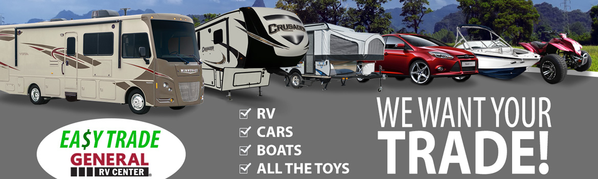 Trade in Your RV
