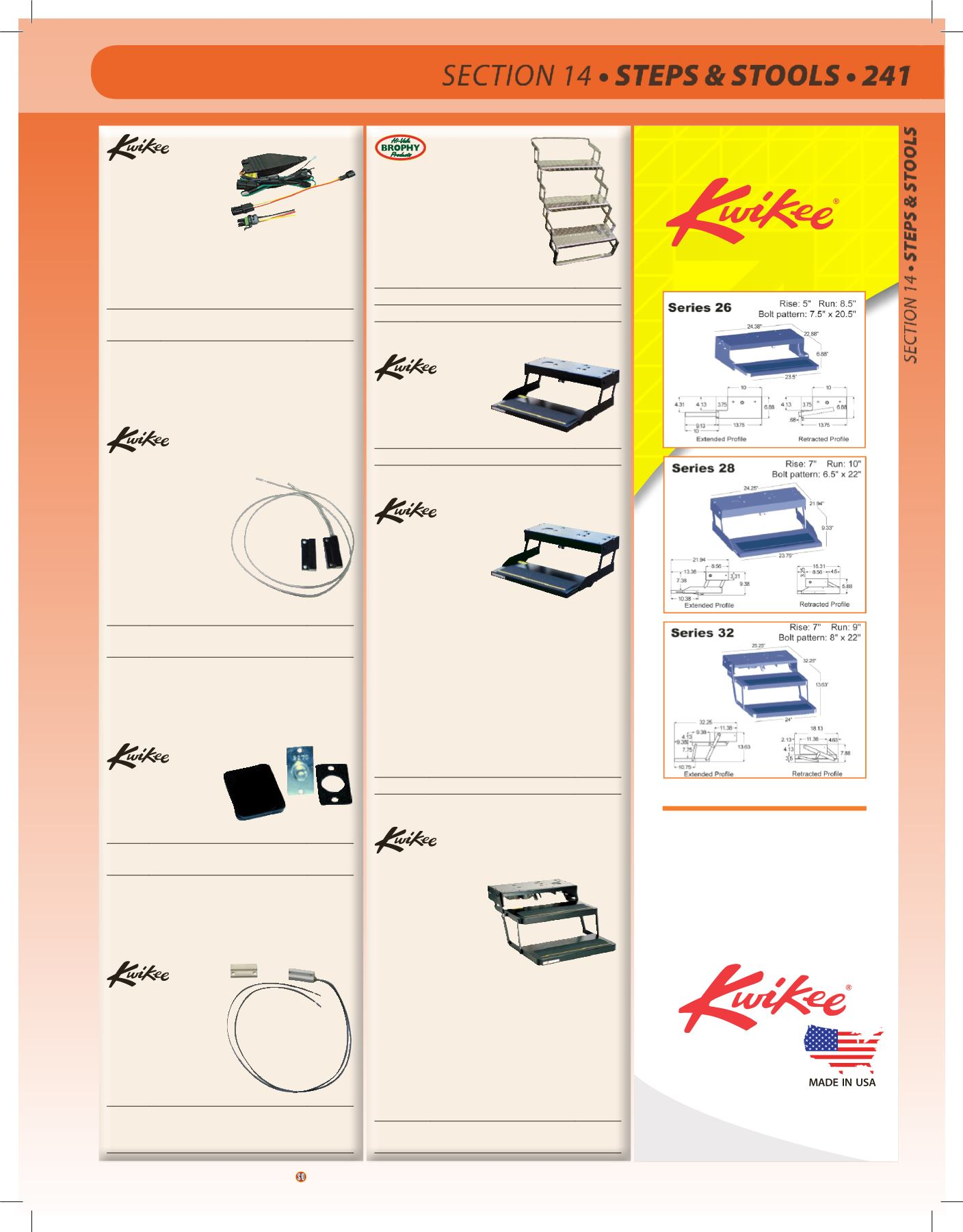 01 Electrical Kwikee Step Wiring Diagram 28 Page 2