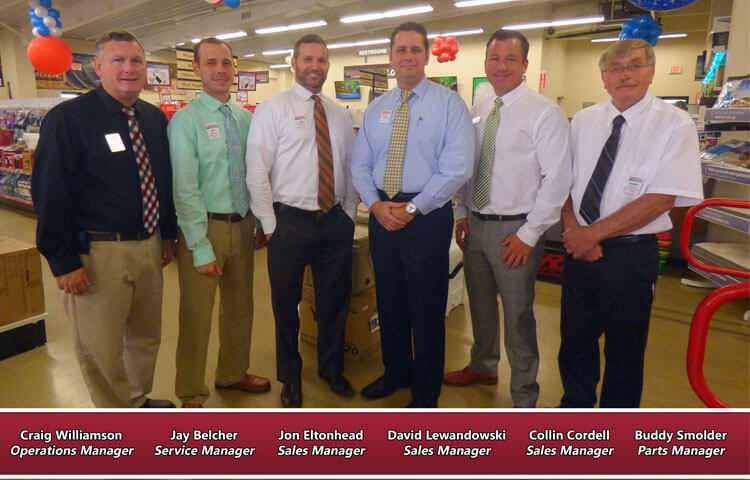 The General RV Jacksonville, FL Management Team