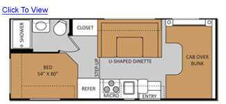 Four Winds 22E Floor Plan