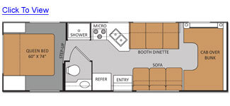 Four Winds 28A Floor Plan