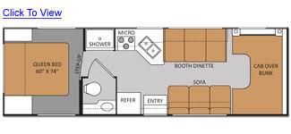 Four Winds 28A Floor Plan