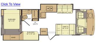 Storm 32BH Floor Plan