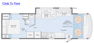Vista 31KE Floor Plan