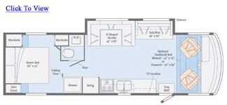 Vista 31KE Floor Plan