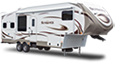 RV Types Fifth Wheel