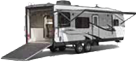 RV Types Toy Hauler