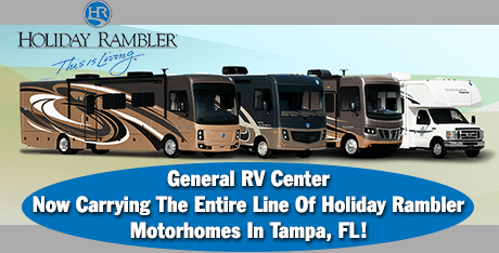 Holiday Rambler Now Available in Florida