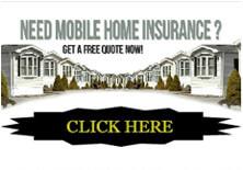 Mobile Home Imsurance