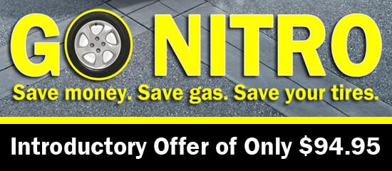 Nitrogen Fill for RVs