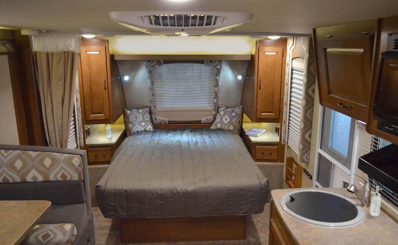 Lastest New Volkswagen Twin Bed Camper  Discoverer Campers