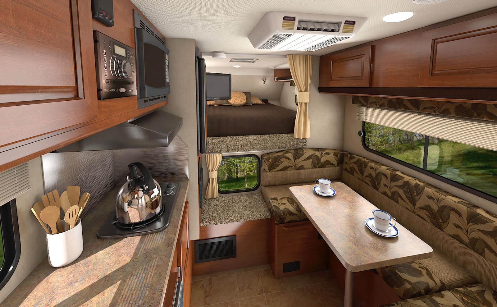 Lance 825 Truck Camper Lance 825 Short Bed