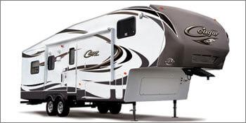 View New Fifth Wheel Motorhomes