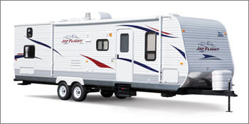 View New Travel Trailers