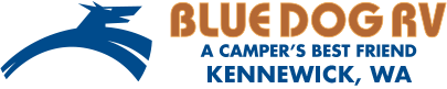Blue Dog RV Kennewick Logo