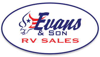 Evans RV Sales Logo