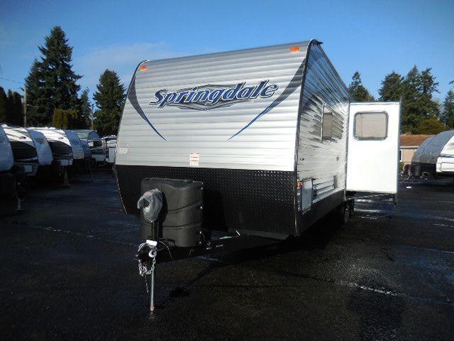 New 2016 Keystone RV Springdale 293RKWE Photo