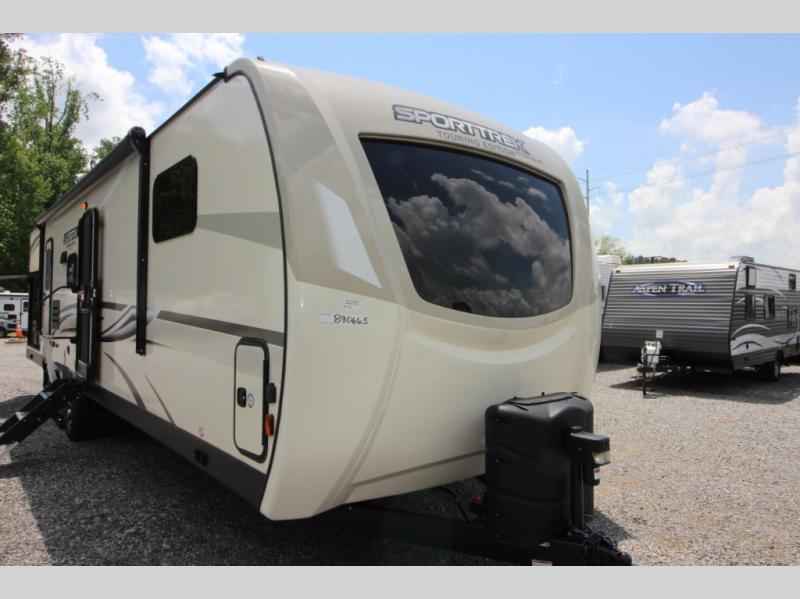 New 2020 Venture RV SportTrek Touring Edition 343VBH Travel