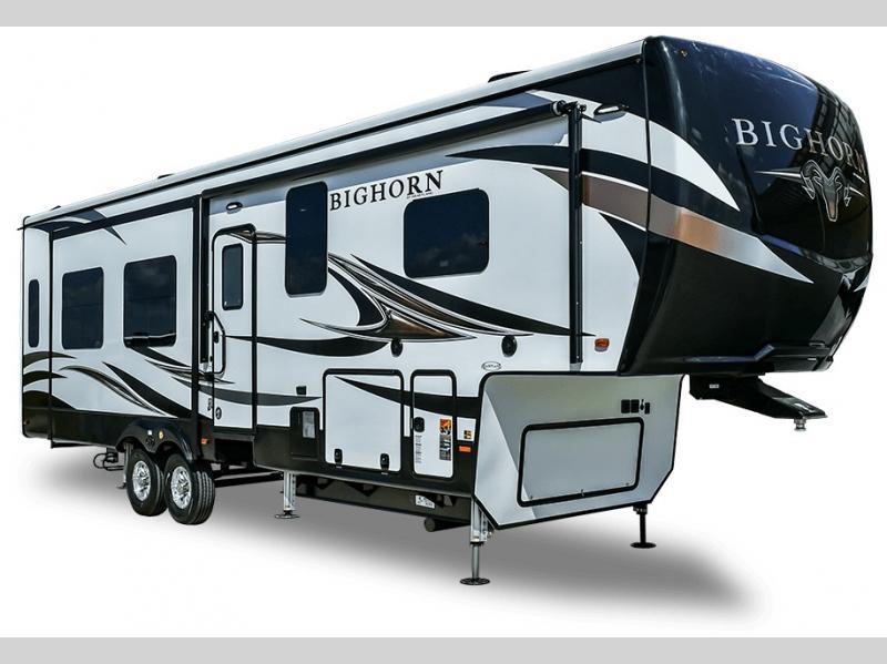 New 2020 Heartland Bighorn 3970RD Fifth Wheel at Big Daddy
