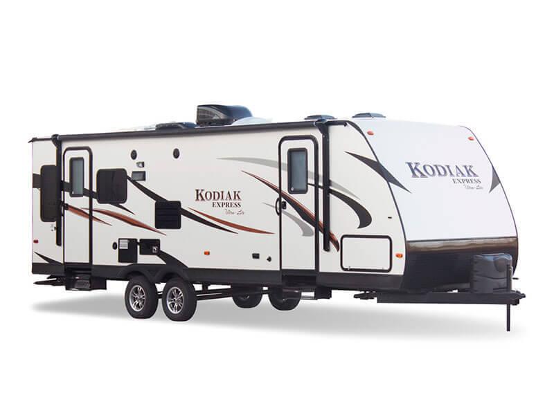 Dutchmen Kodiak Express Travel Trailers | Bill Plemmons RV World in Raleigh and Winston-Salem, NC