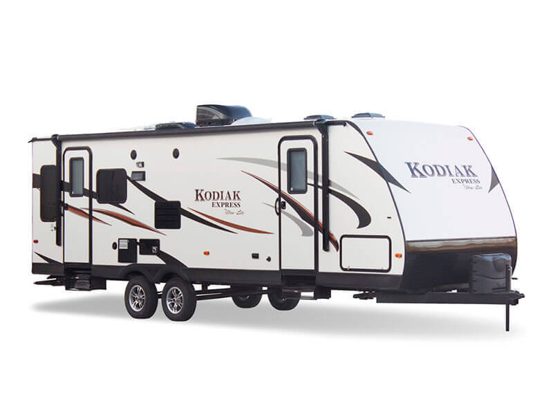 Dutchmen Kodiak Express Travel Trailers | Bill Plemmons RV World in Raleigh and Winston-Salem, NC