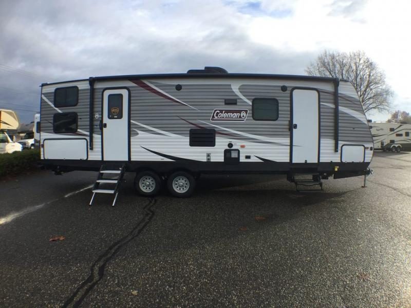 New 2019 Dutchmen RV Coleman Lantern Series 285BHWE Travel