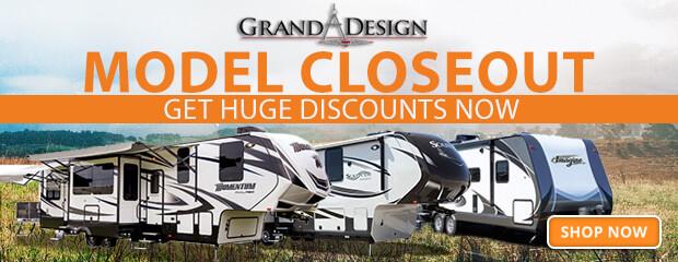 Grand Design Closeout