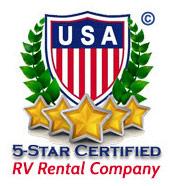 5 Star RV Rentals